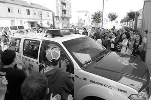 Detencións salvaxes en Massó